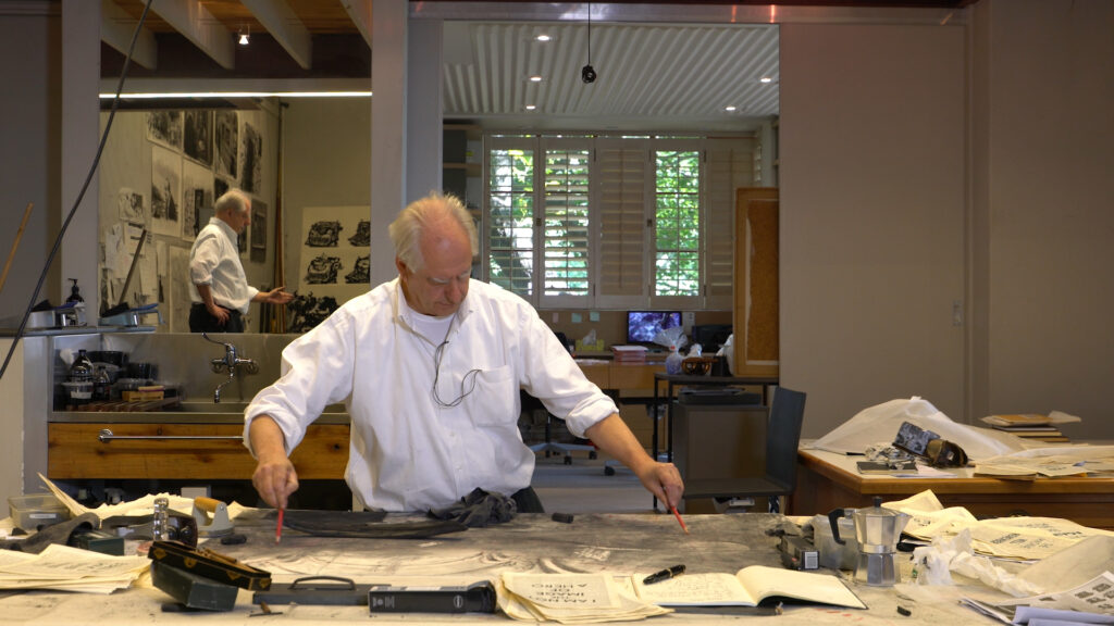 Interview with William Kentridge