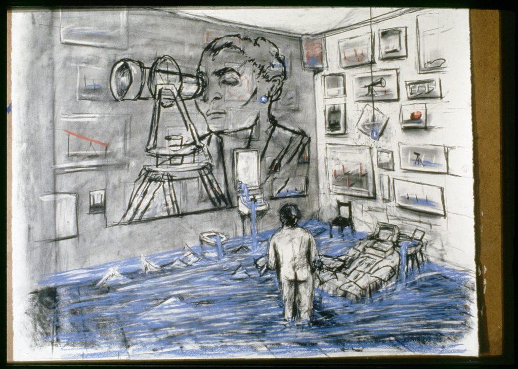 Kentridges Kunst als Gegengeschichte